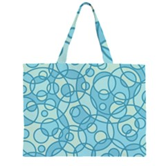 Pattern Large Tote Bag