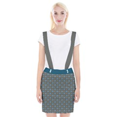 F26 Braces Suspender Skirt