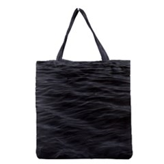 Dark Lake Ocean Pattern River Sea Grocery Tote Bag