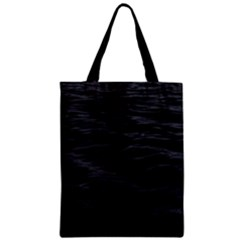 Dark Lake Ocean Pattern River Sea Classic Tote Bag