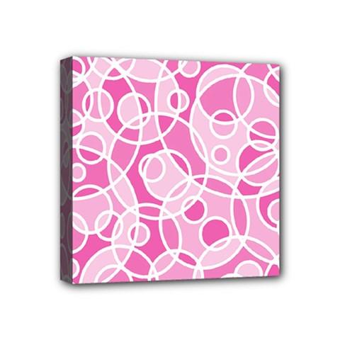 Pattern Mini Canvas 4  x 4