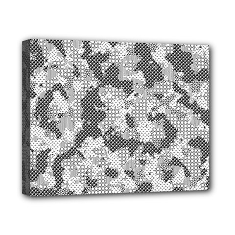 Camouflage Patterns  Canvas 10  x 8