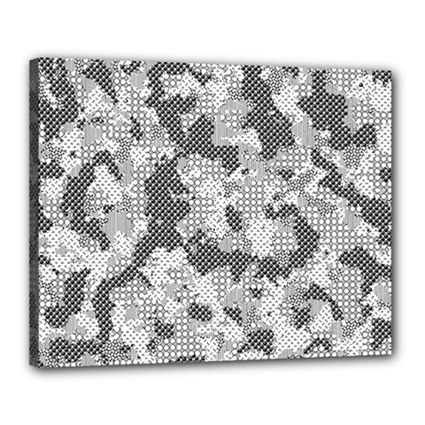 Camouflage Patterns  Canvas 20  X 16
