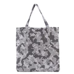 Camouflage Patterns  Grocery Tote Bag