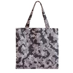 Camouflage Patterns  Zipper Grocery Tote Bag