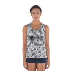 Camouflage Patterns  Women s Sport Tank Top