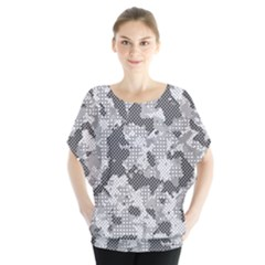 Camouflage Patterns  Blouse