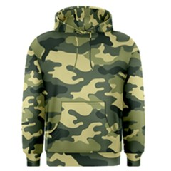 Camouflage Camo Pattern Men s Pullover Hoodie