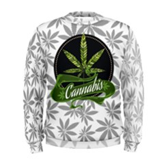 Cannabis Men s Sweatshirt