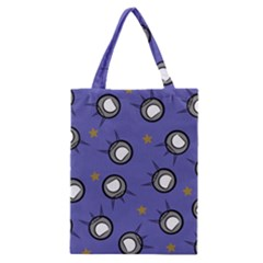 Rockets In The Blue Sky Surrounded Classic Tote Bag
