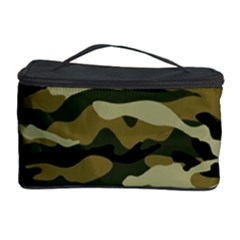 Military Vector Pattern Texture Cosmetic Storage Case