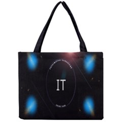This Is An It Logo Mini Tote Bag