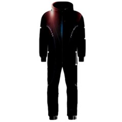 This Is An It Logo Hooded Jumpsuit (men)