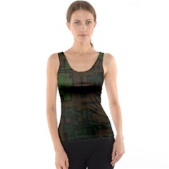 Circuit Board A Completely Seamless Background Design Tank Top