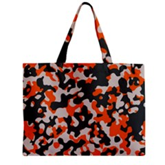 Camouflage Texture Patterns Mini Tote Bag