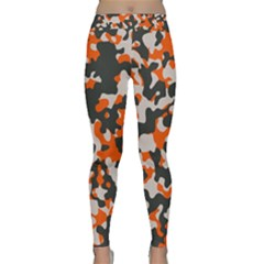 Camouflage Texture Patterns Classic Yoga Leggings