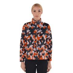 Camouflage Texture Patterns Winterwear