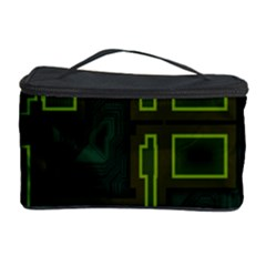 A Completely Seamless Background Design Circuit Board Cosmetic Storage Case