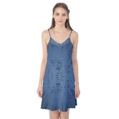 Zoom Digital Background Camis Nightgown