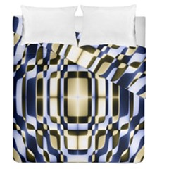 Colorful Seamless Pattern Vibrant Pattern Duvet Cover Double Side (queen Size)