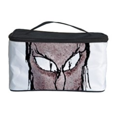 Scary Vampire Drawing Cosmetic Storage Case