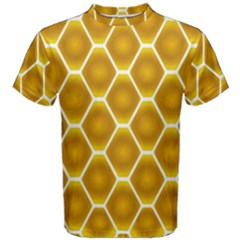 Snake Abstract Background Pattern Men s Cotton Tee