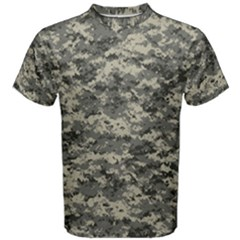 Us Army Digital Camouflage Pattern Men s Cotton Tee