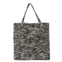 Us Army Digital Camouflage Pattern Grocery Tote Bag