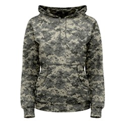 Us Army Digital Camouflage Pattern Women s Pullover Hoodie