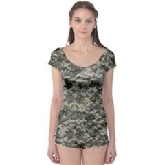 Us Army Digital Camouflage Pattern Boyleg Leotard