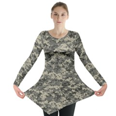 Us Army Digital Camouflage Pattern Long Sleeve Tunic