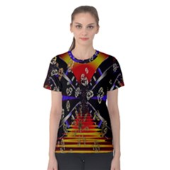 Diamond Manufacture Women s Cotton Tee