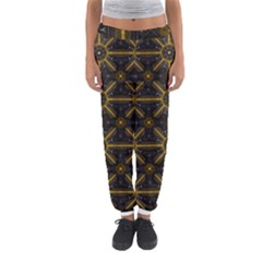 Digitally Created Seamless Pattern Tile Women s Jogger Sweatpants