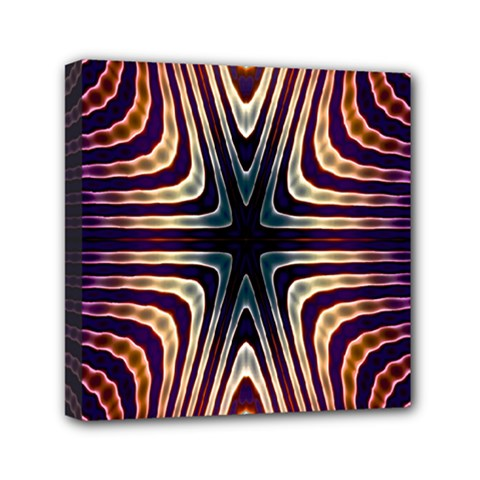 Vibrant Pattern Colorful Seamless Pattern Mini Canvas 6  X 6