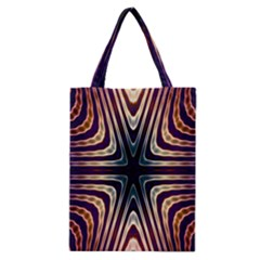 Vibrant Pattern Colorful Seamless Pattern Classic Tote Bag