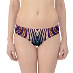 Vibrant Pattern Colorful Seamless Pattern Hipster Bikini Bottoms