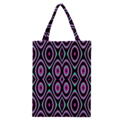 Colorful Seamless Pattern Vibrant Pattern Classic Tote Bag