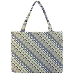 Abstract Seamless Background Pattern Mini Tote Bag