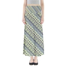 Abstract Seamless Background Pattern Maxi Skirts