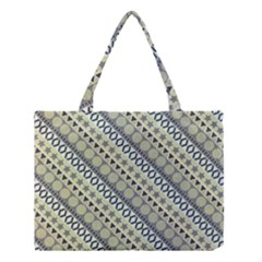 Abstract Seamless Background Pattern Medium Tote Bag