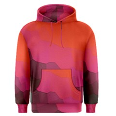 Abstract Elegant Background Pattern Men s Pullover Hoodie