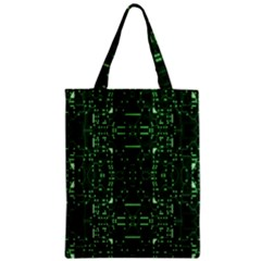 An Overly Large Geometric Representation Of A Circuit Board Classic Tote Bag