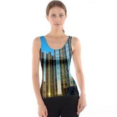 Two Abstract Architectural Patterns Tank Top