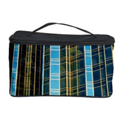Two Abstract Architectural Patterns Cosmetic Storage Case