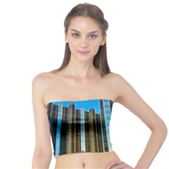 Two Abstract Architectural Patterns Tube Top