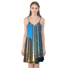 Two Abstract Architectural Patterns Camis Nightgown