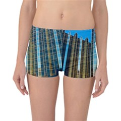 Two Abstract Architectural Patterns Reversible Bikini Bottoms
