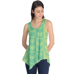 Pattern Sleeveless Tunic
