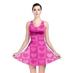 Pattern Reversible Skater Dress