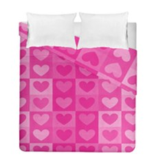 Pattern Duvet Cover Double Side (Full/ Double Size)